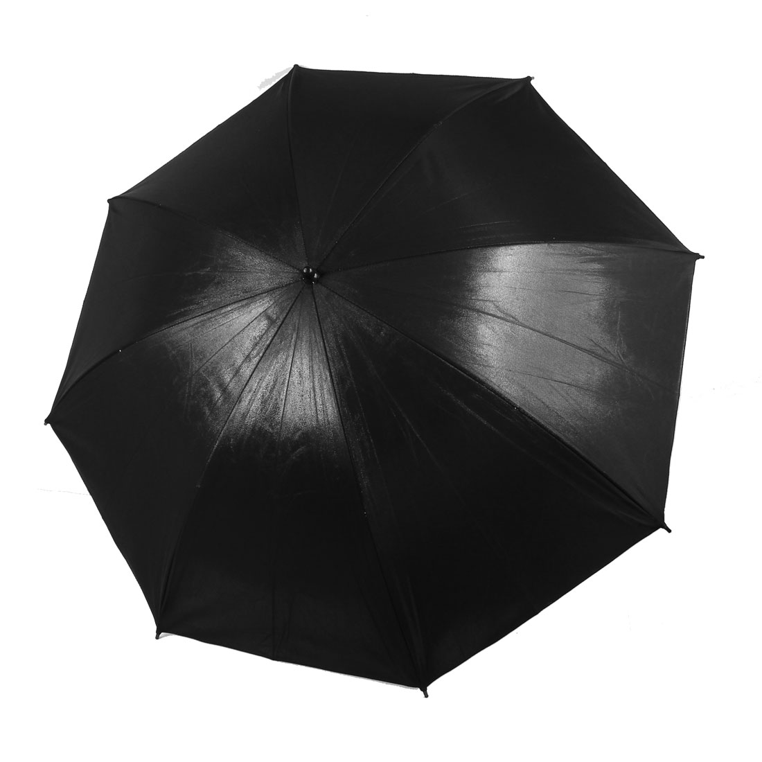 "42"" 106cm Photography Studio Flash Light Reflector Umbrella Black Silver Tone"