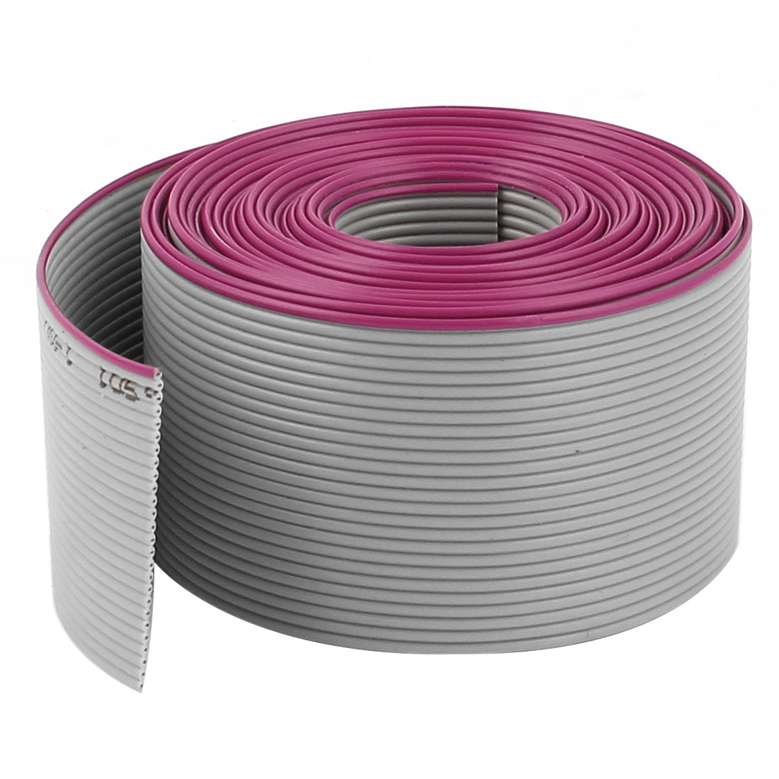 New 26Pin 2.7m Breadboard Jumper Wire Cable Gray