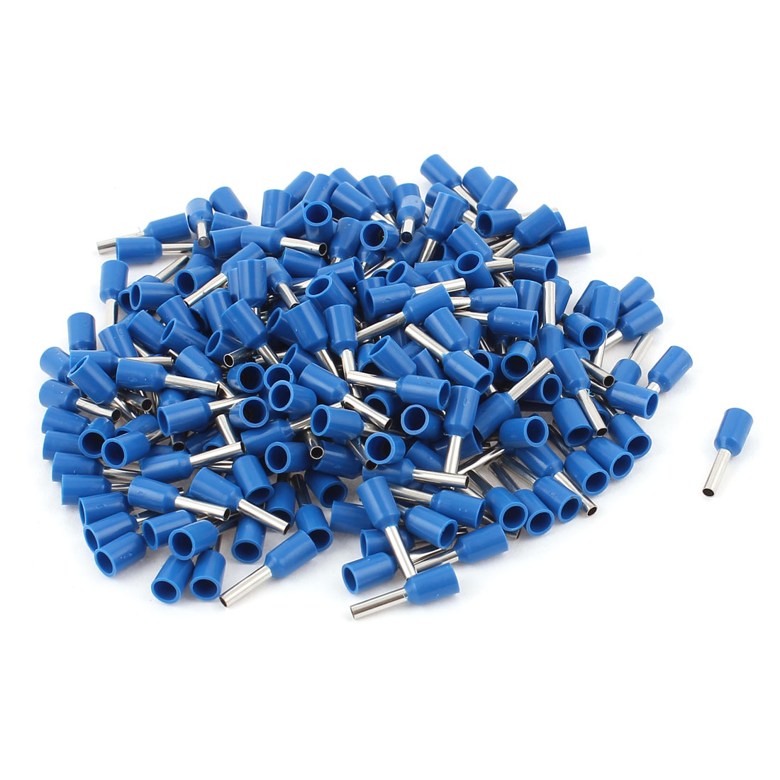 240 Pcs AGW16 Copper Wire Crimp Connector Insulated Ferrules Pin Cord End Terminals