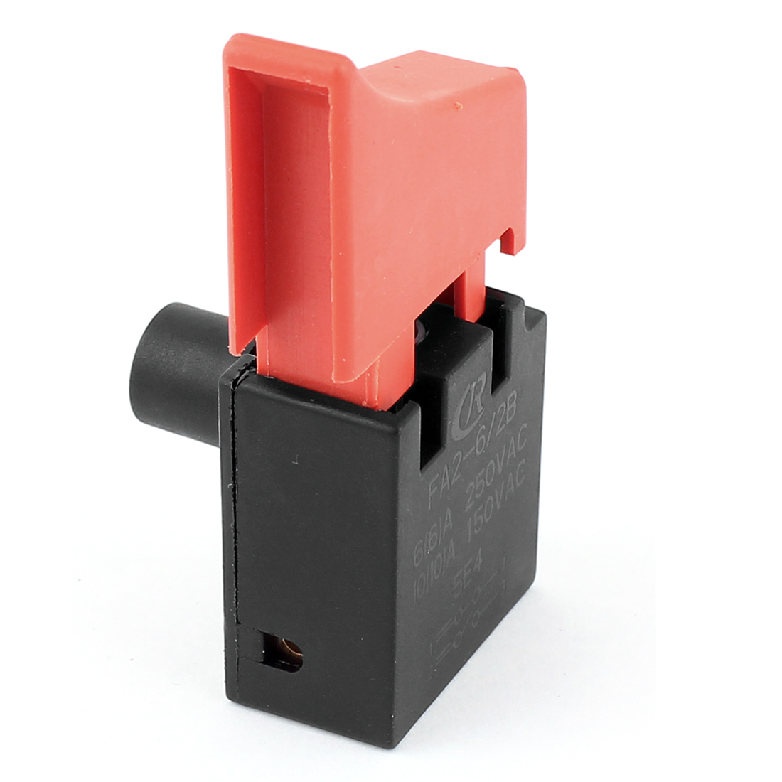 AC 6A/250V 10A/150V Self Locking Power Speed Control Trigger Switch