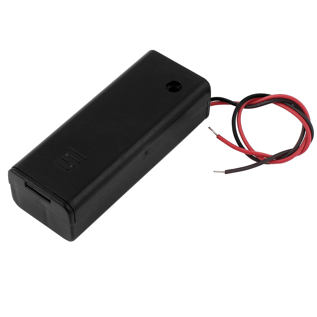 ON/OFF Switch Battery Holder Case Cell Box for 1 x 1.5V AA 2A Batteries