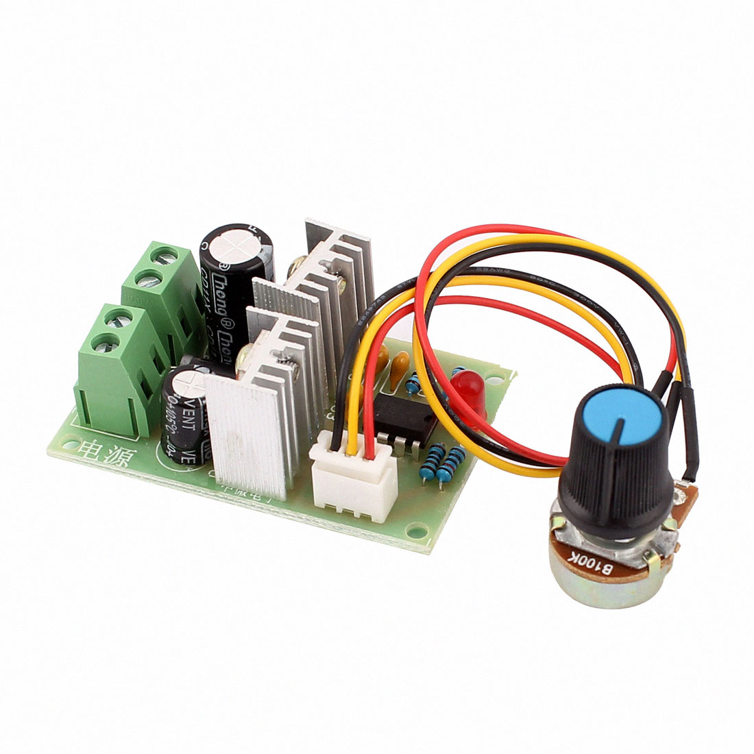 12V-36V 3A Pulse Width Modulator PWM DC Motor Speed Controller Control Switch