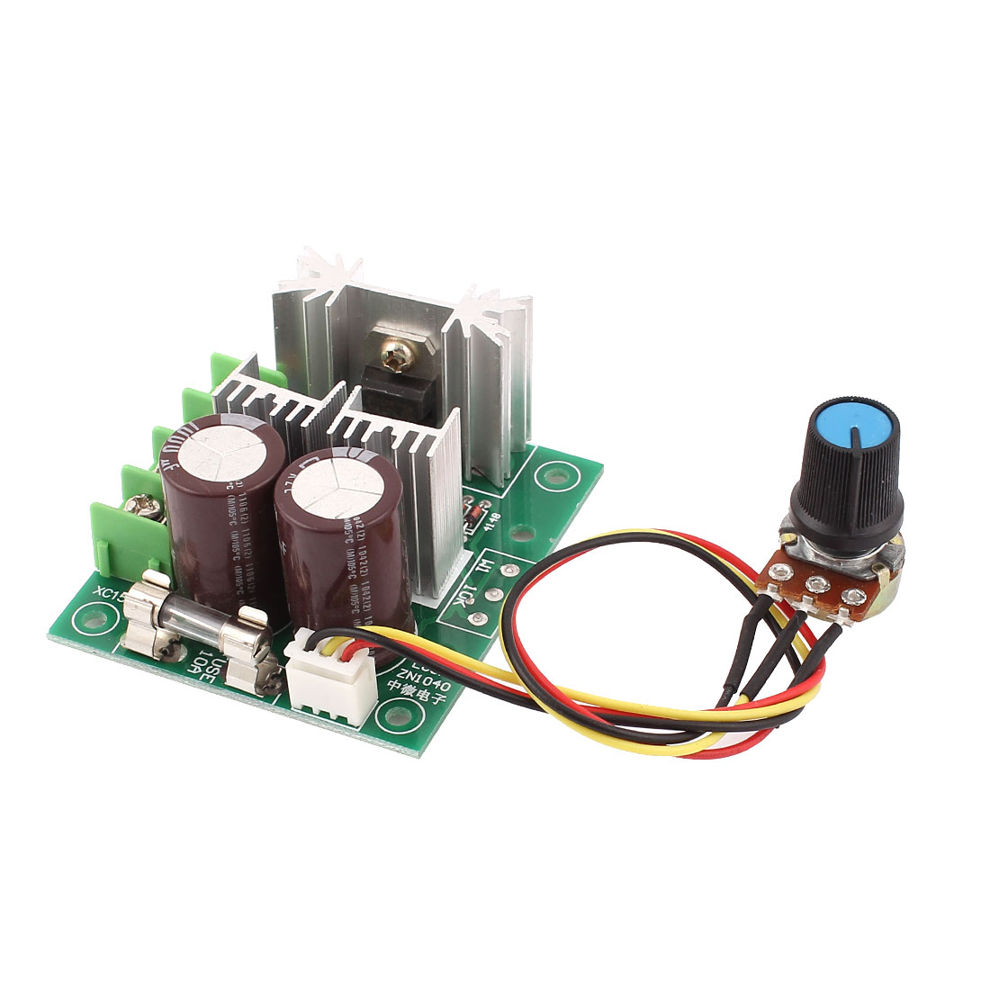 12V-40V 10A Pulse Width Modulator PWM DC Motor Speed Controller Control Switch