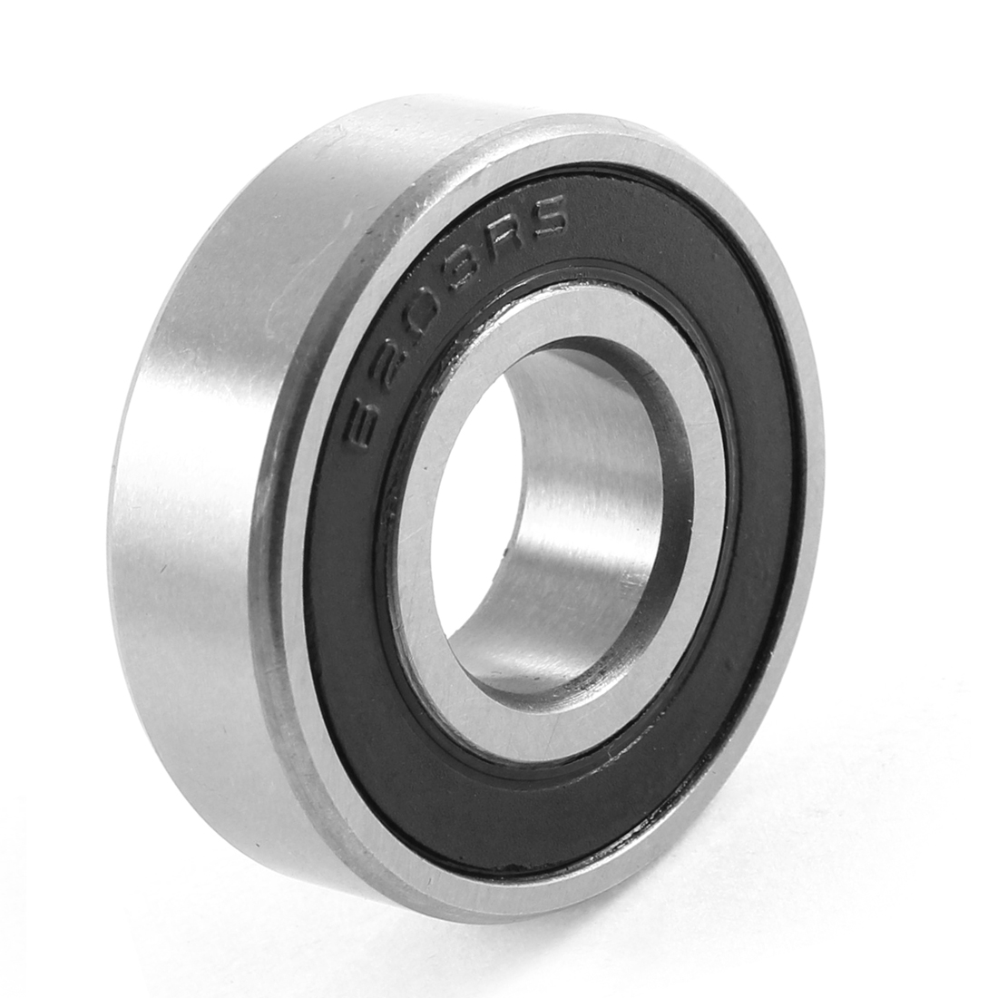 6203RS Dual Side Sealed Groove Bearing Ball 39mmx18mmx12mm