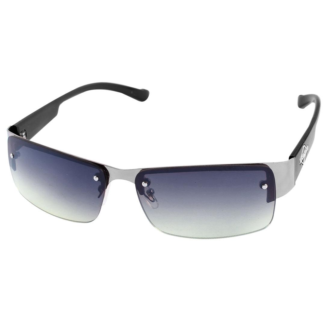 Plastic Metal Sunglasses Outdoor Eyekeeper Protective Eyewear for Lady