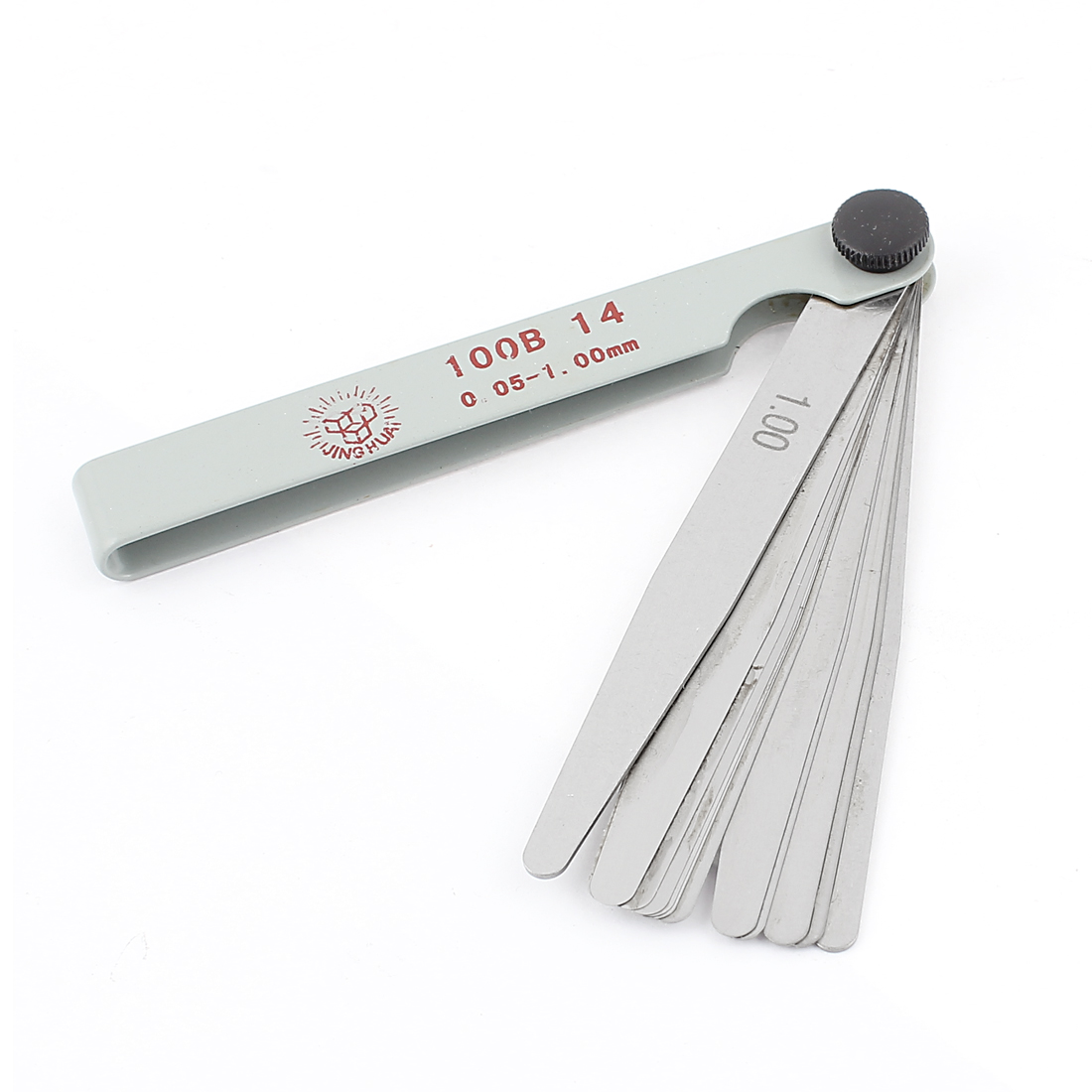 0.05 to 1mm Thickness Metric Measure Gage Feeler Gauge