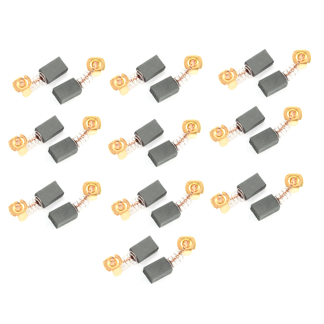 20PCS CB51 Electric Motor Carbon Brushes Replacement 11mmx8mmx5mm for Makita