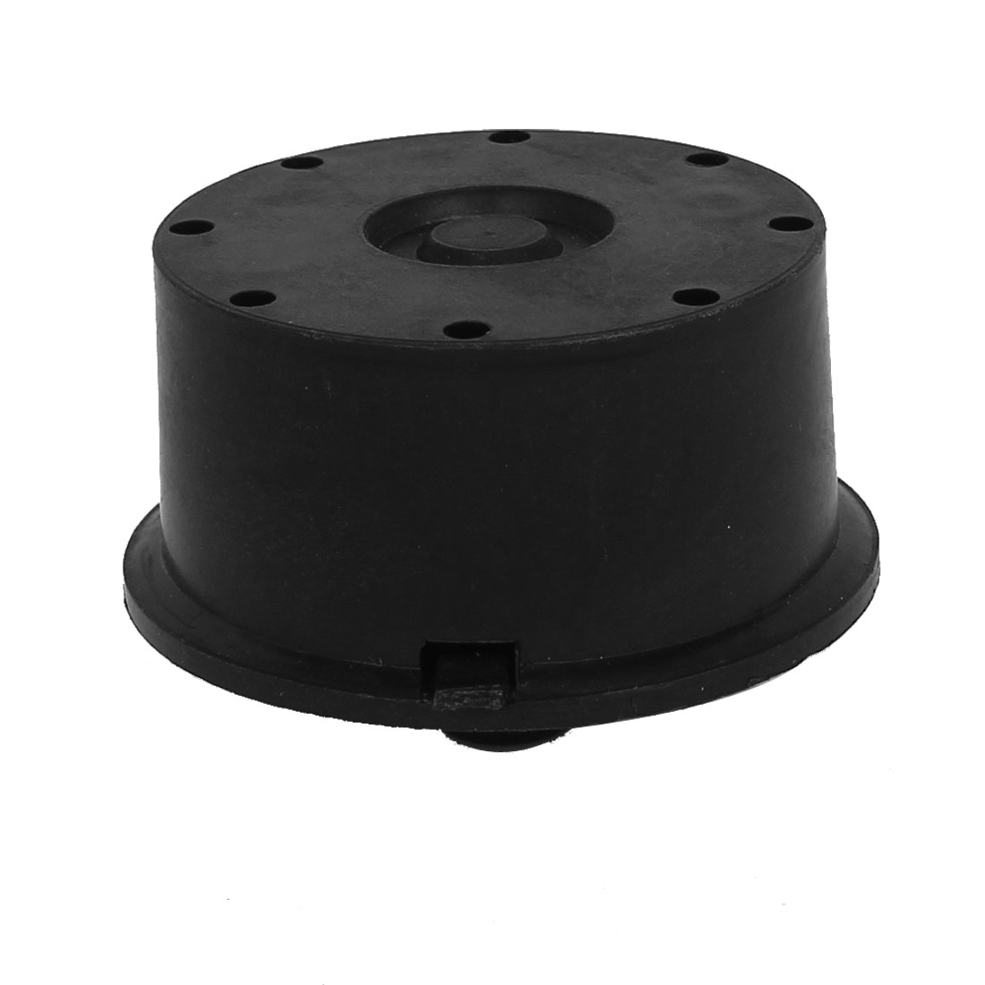 16mm Thread Black Plastic Muffler for Air Compressor