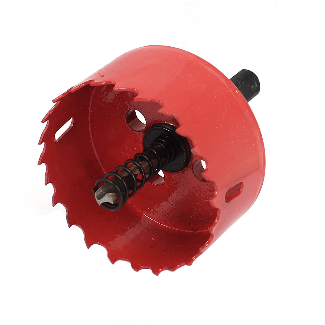 60mm Dia Bi Metal Hole Saw Drill Bit Cutter for Aluminum Iron Sheet Pipe Wood