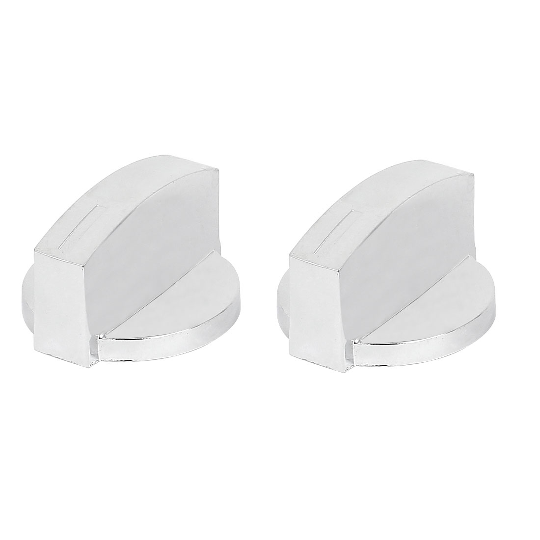 Kitchen Gas Stove Range Burner Cooker Oven Control Rotary Switch Knobs 2 Pcs