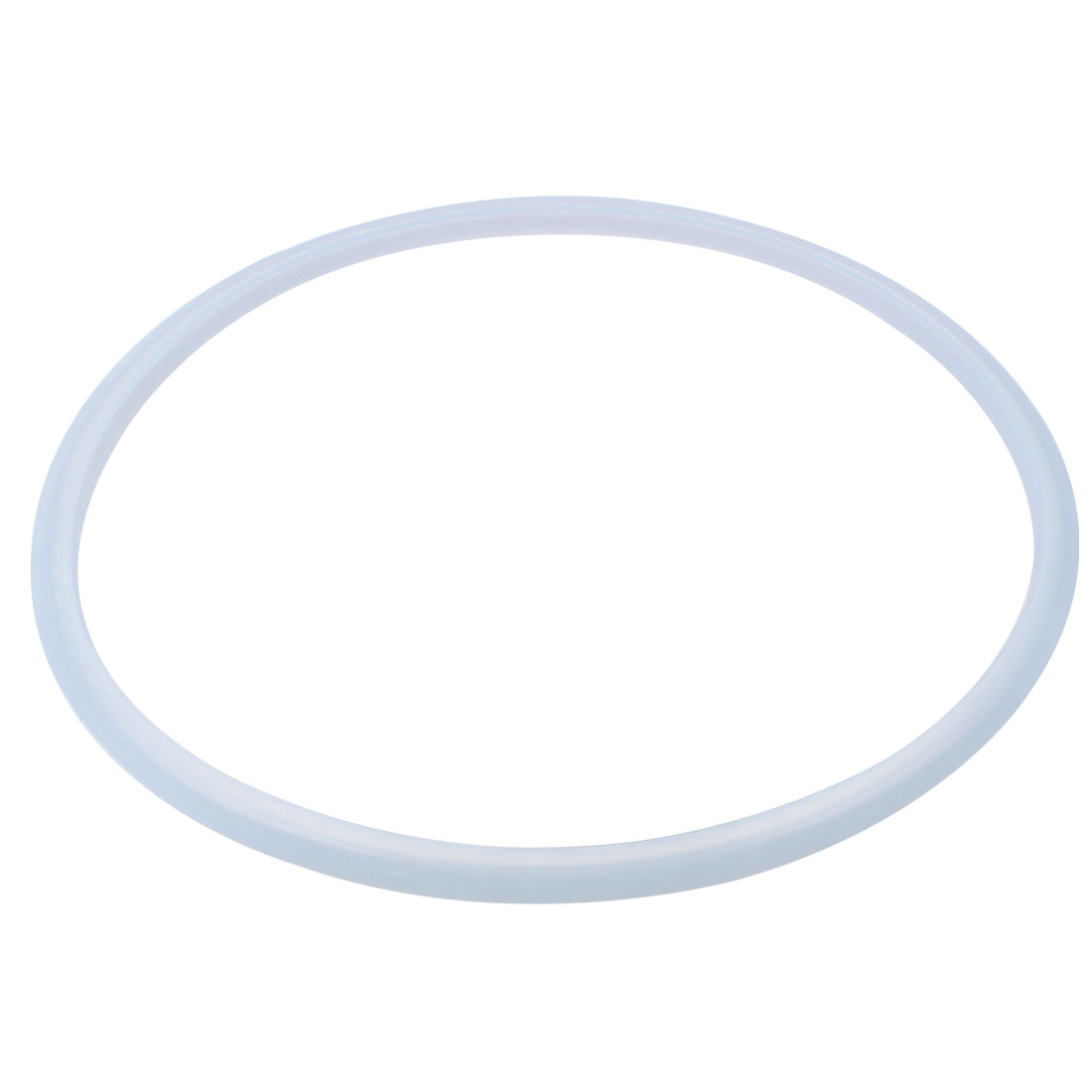 Home Rubber Pressure Cooker Part Gasket Sealing Ring 26cm Inner Dia White