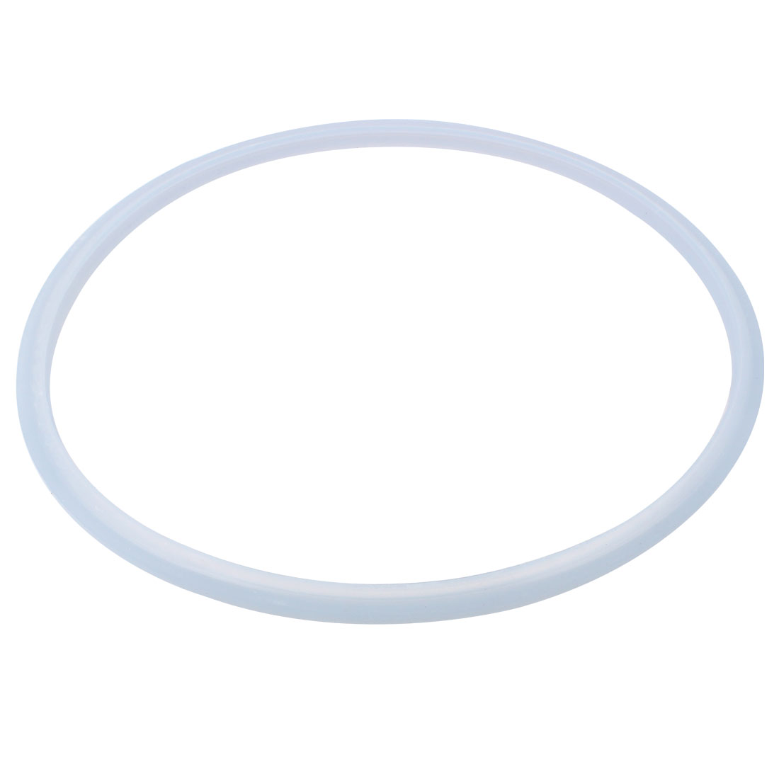 Home Rubber Pressure Cooker Part Gasket Sealing Ring 28cm Inner Dia White