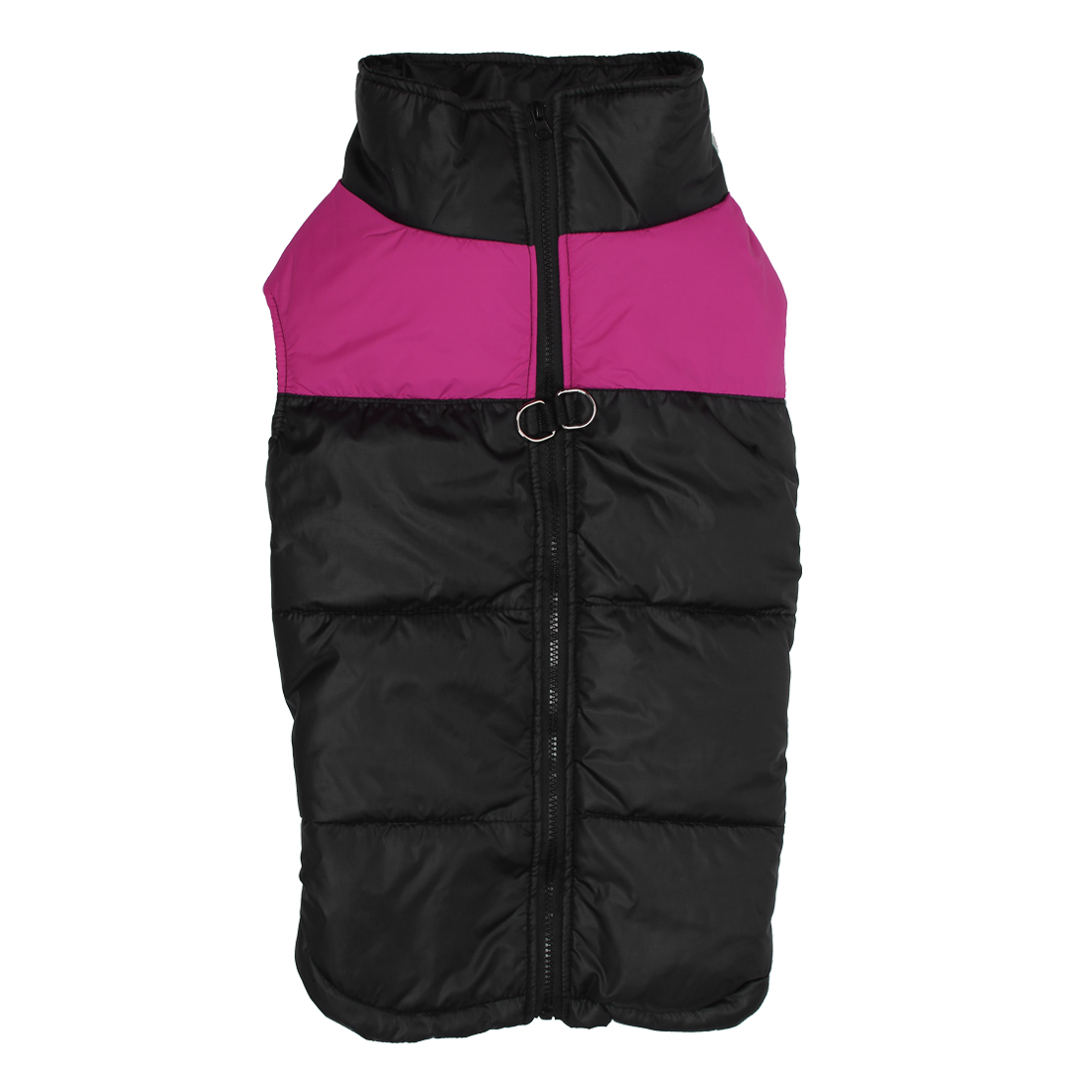 Pet Dog Puppy Jacket Winter Coat Clothes Warm Vest Apparel Pink Size 3XL