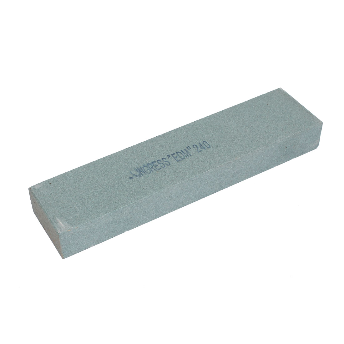 Grit 240# 200x50x25mm Cyan Abrasives Sharpening Polisher Oil Stone Whetstone