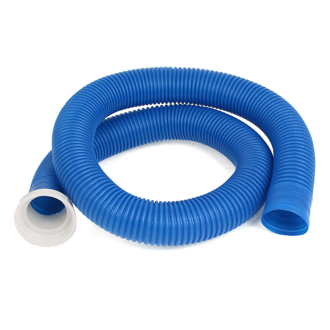 Washing Machine Dishwasher 3.3ft Long Drain Hose Extension Blue