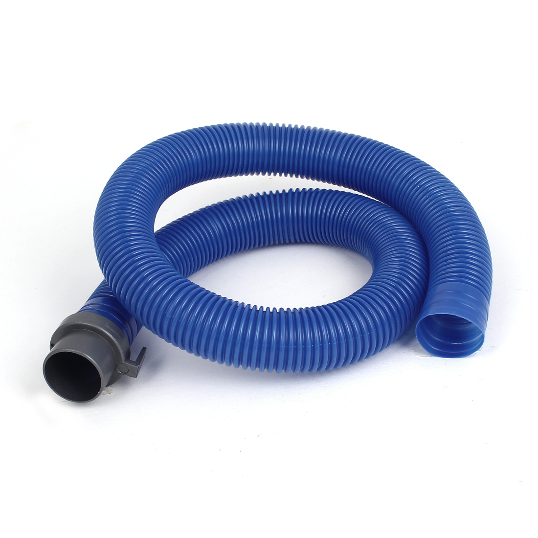 Washer Washing Machine Waste Water Drain Hose Pipe 3Ft Blue