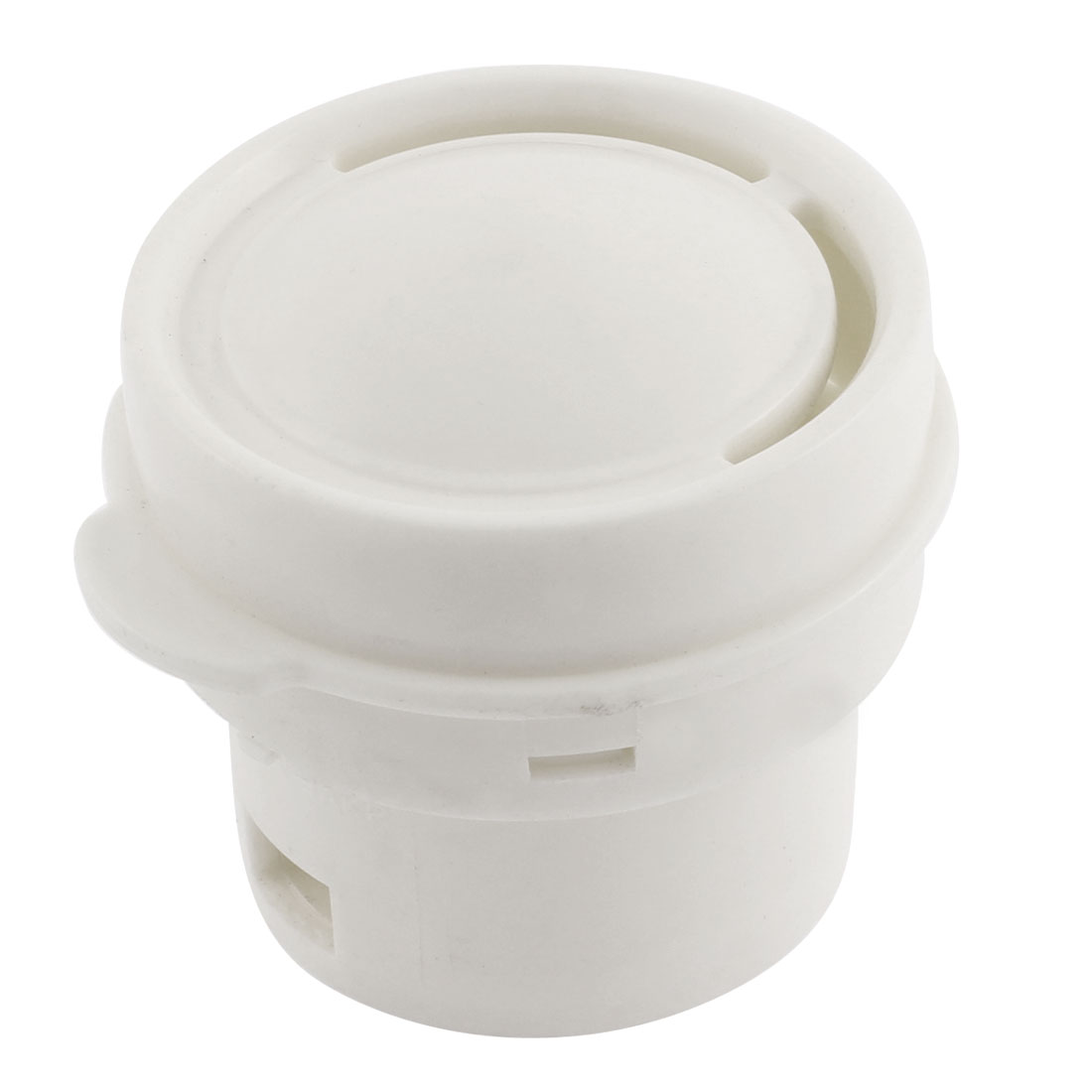 Plastic Steam Release Valve Rice Cooker Spare Parts 50mm Dia White