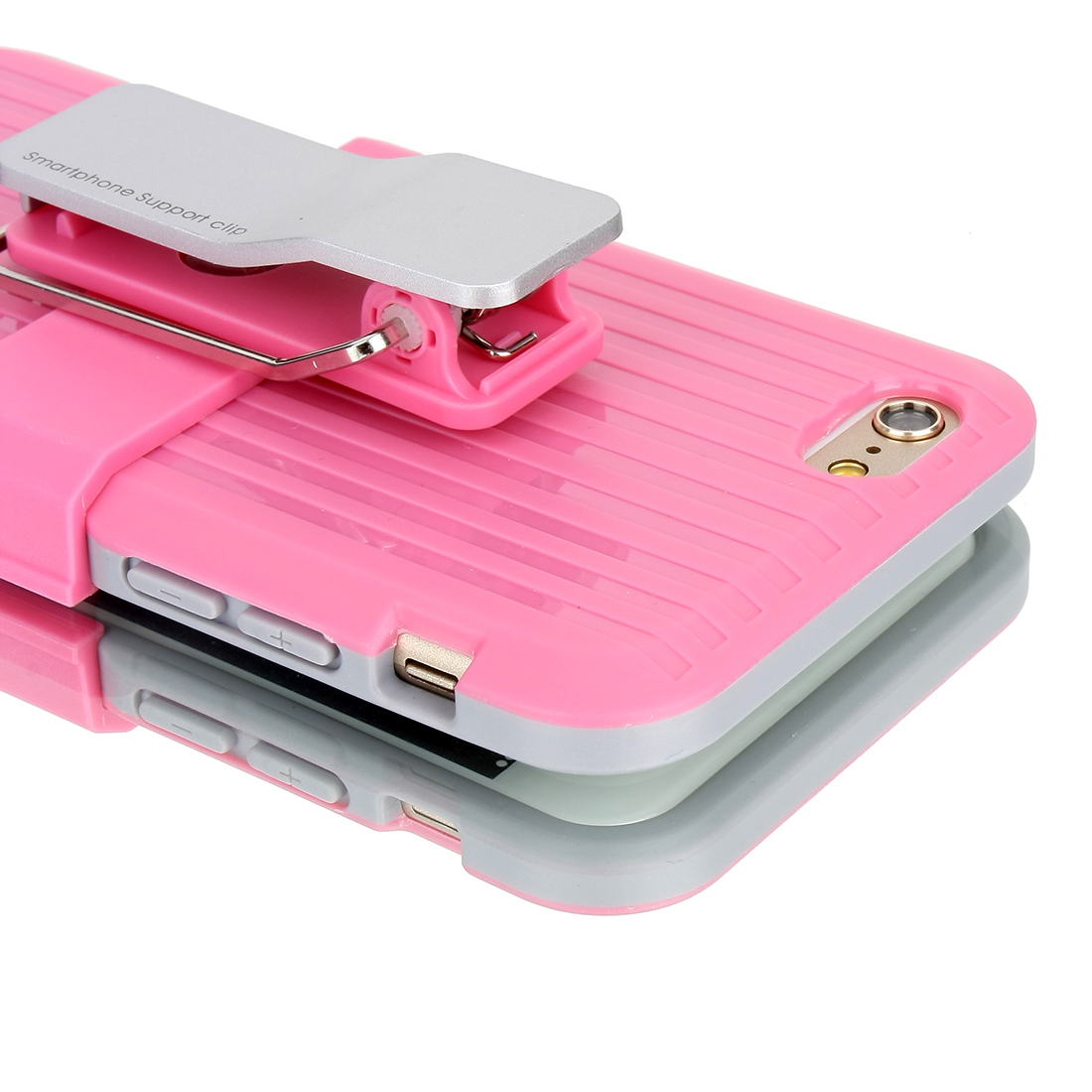 Rugged Hard Case Cover Belt Clip Stand for Apple iPhone 6