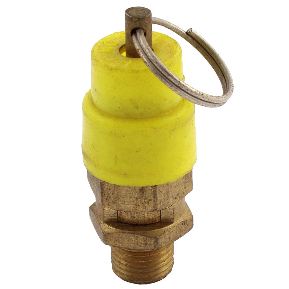 1/8BSP Air Compressor Regulator Relief Safety Pressure Valve