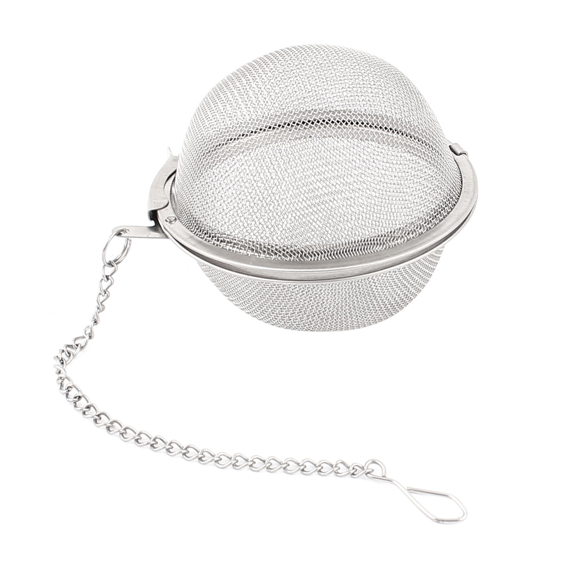 Stainless Steel Infuser Strainer Mesh Locking Tea Leaves Ball Filter