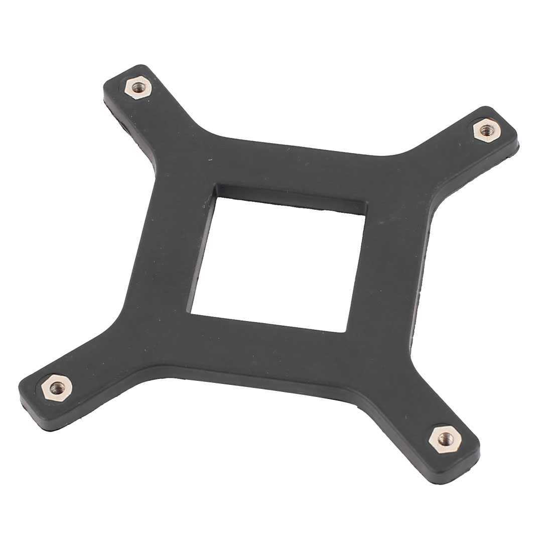 Intel CPU Socket LGA775 Fan Heatsink Motherboard Bracket Clamp Black