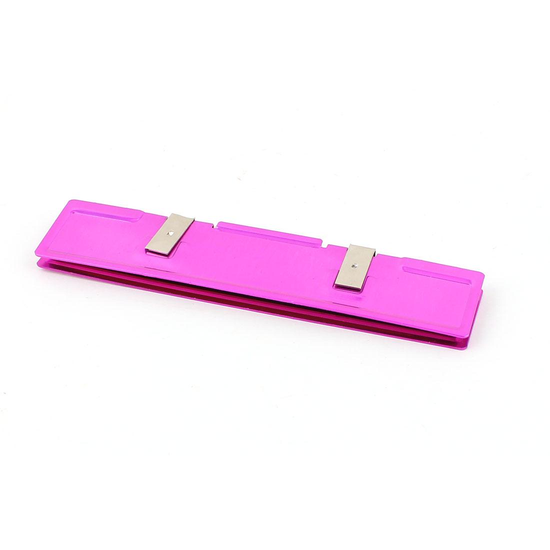 Aluminium Heatsink Spreader Cooler Cooling Pink for DDR DDR2 DDR3 RAM Memory