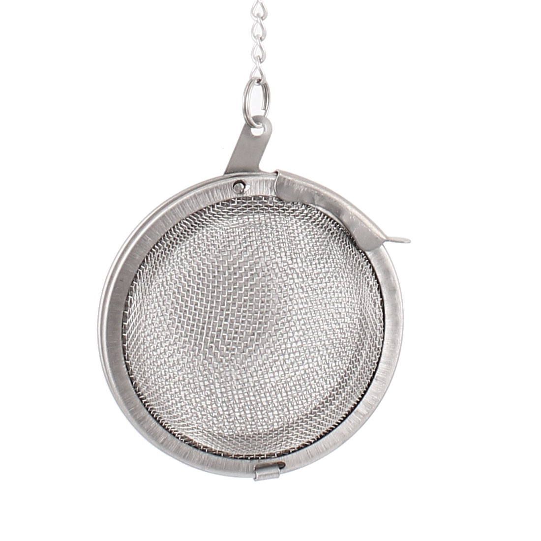 Stainless Steel Infuser Strainer Mesh Locking Tea Leaves Ball Filter 50mm