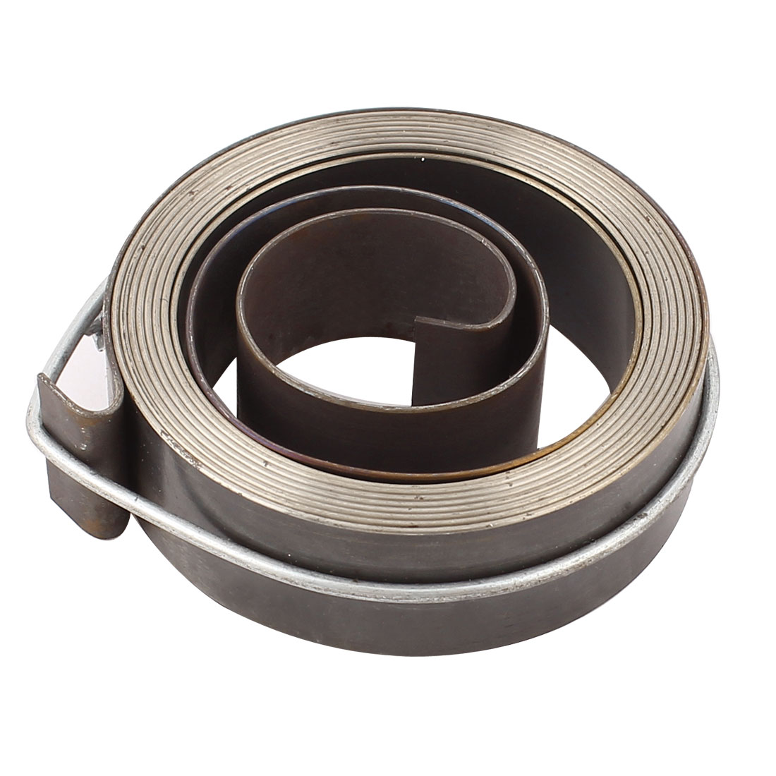 16mm Width Gray Winding Hose Cable Reel Drum Spring