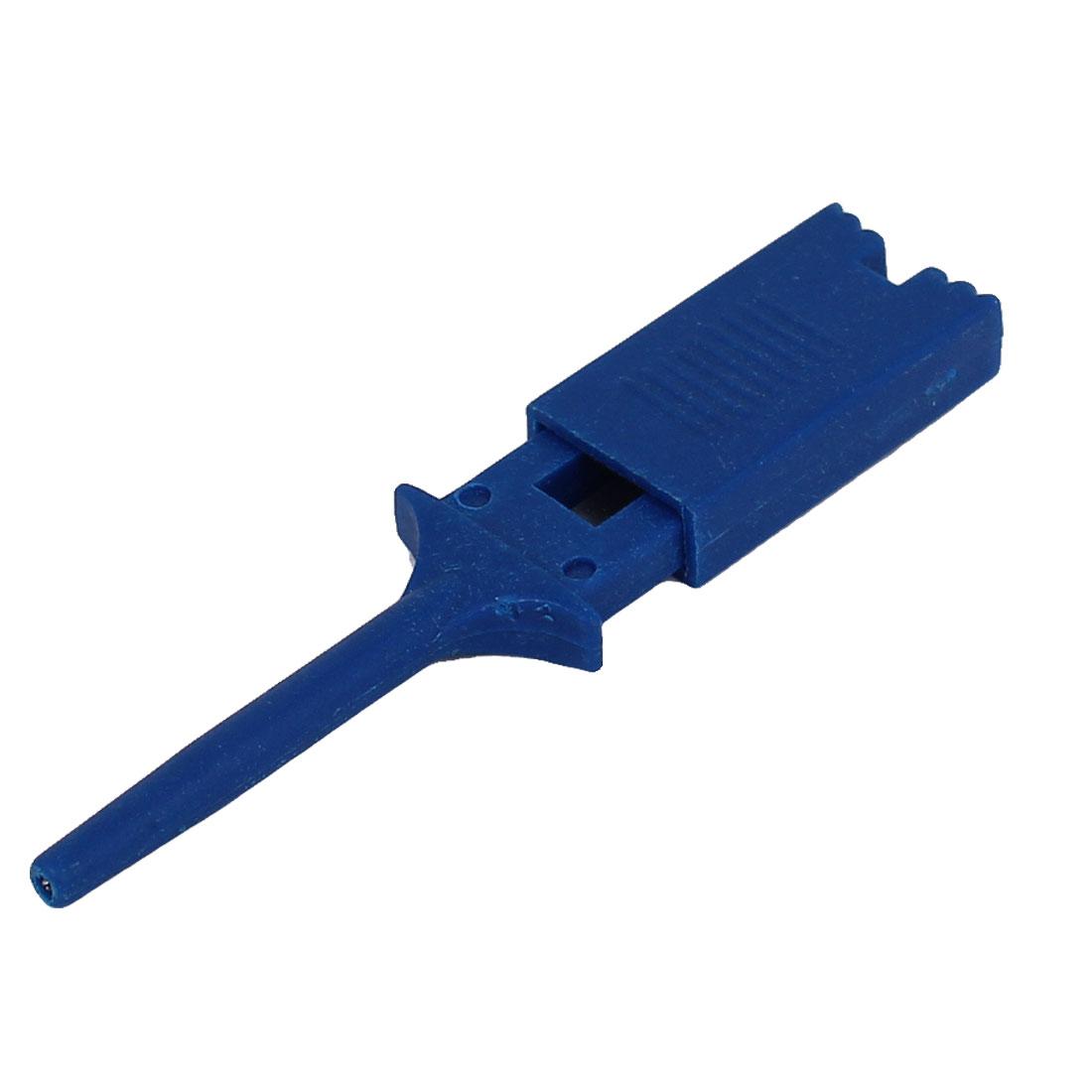 """Test Hook Clip Grabber Probe Blue 2"""" for PCB SMD IC Multimeter"""