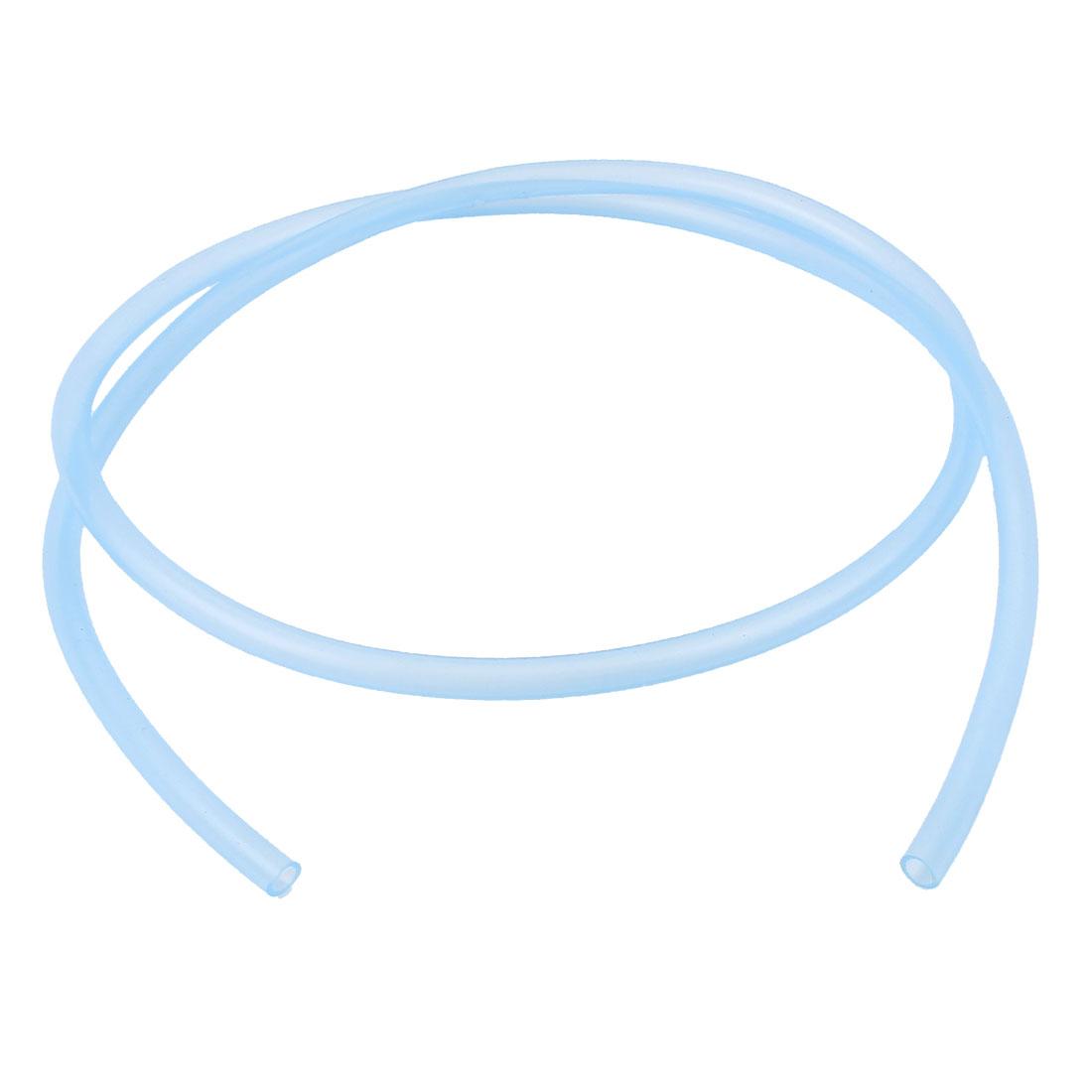 5mm ID x 7mm OD Flexible Hose Silicone Tubing Tube 1M Length