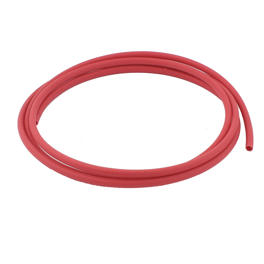 "4.8mm 3/16"" Dual-Wall 3:1 Adhesive Lined Heat Shrink Tubing Tube 2M Red"