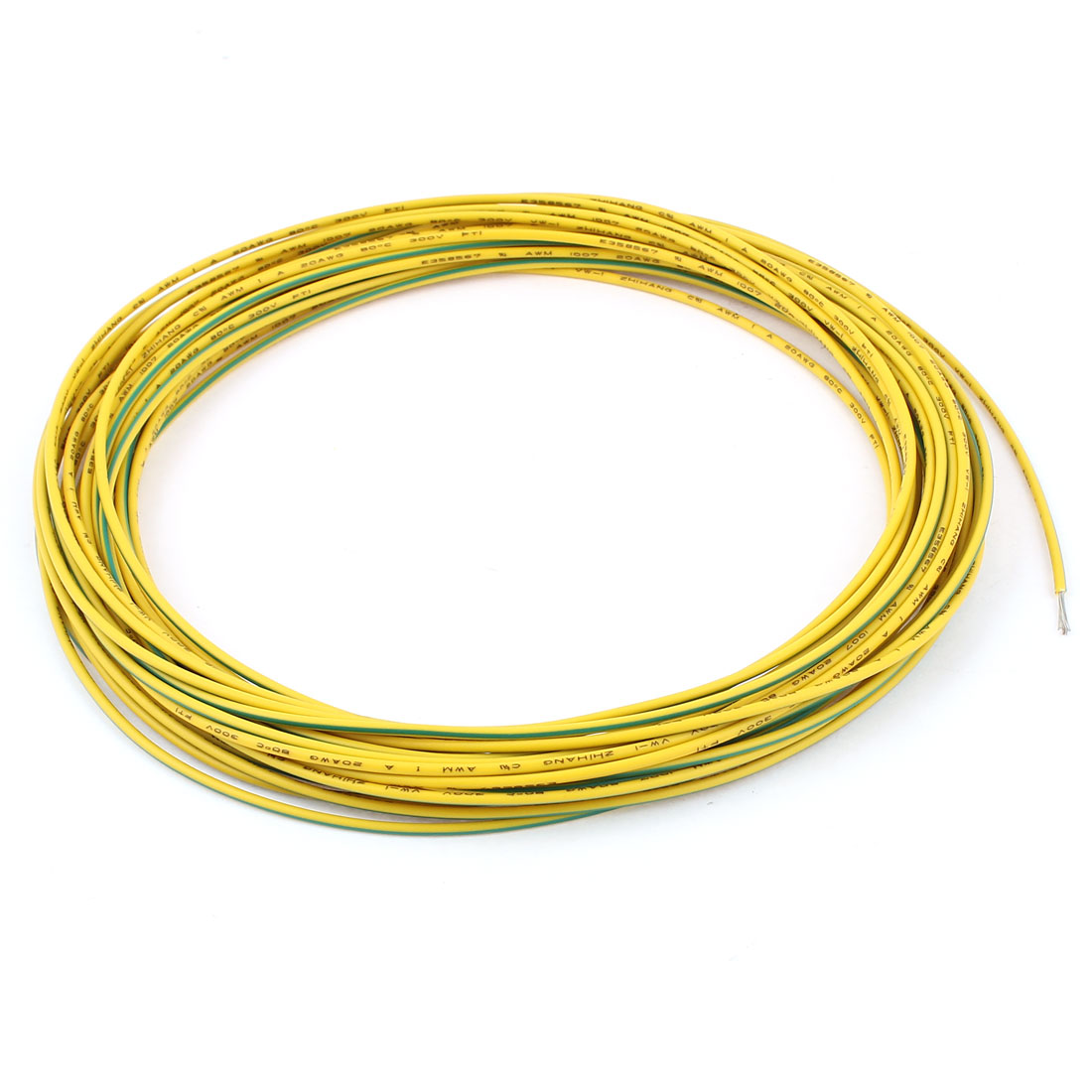 20AWG Tin Plated Stranded Wires UL-1007 Electronic Wire Cable 5 Meter