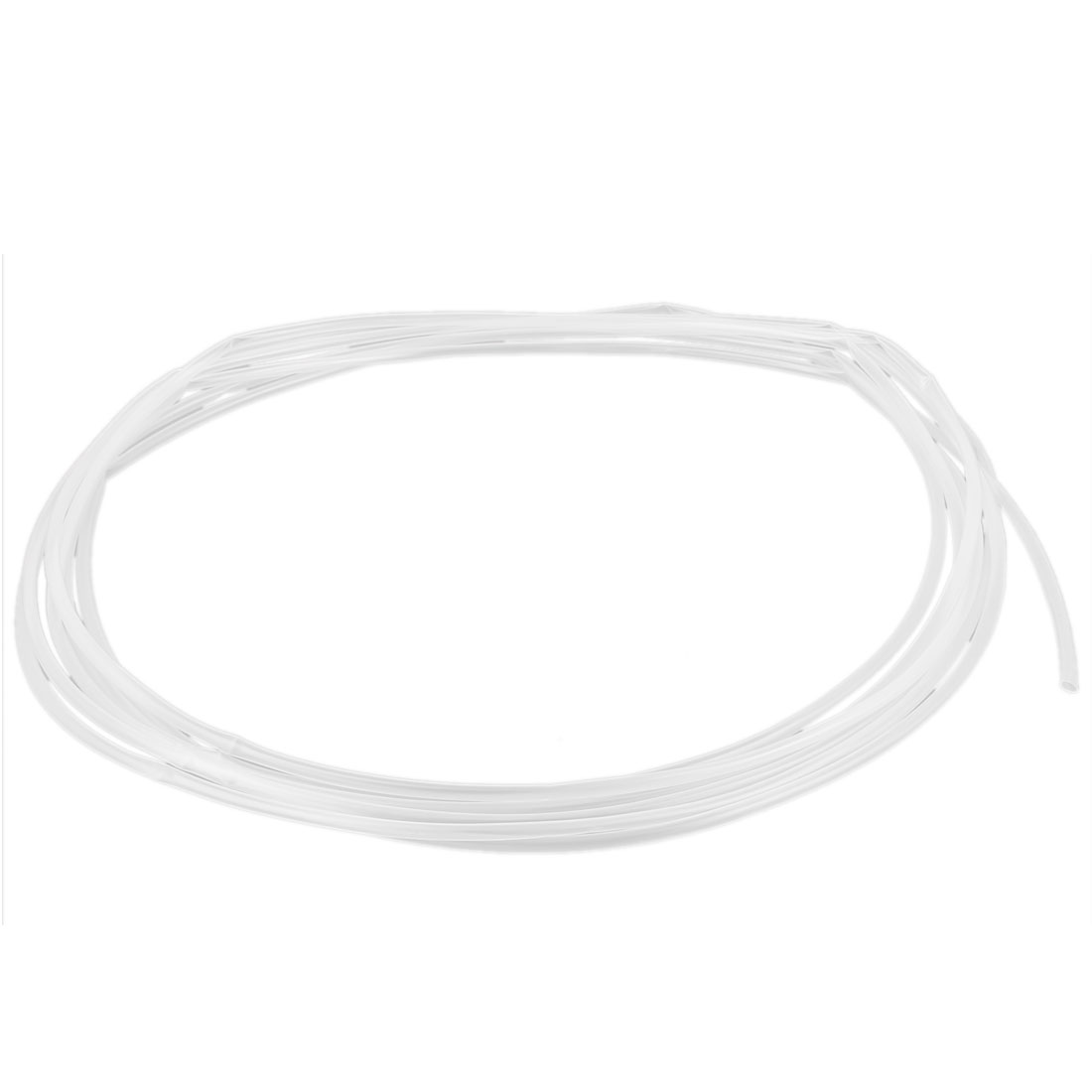 5M 16.4ft 3mm Dia Polyolefin Ratio 2:1 Ultra Thin Heat Shrink Tubing Wire Wrap