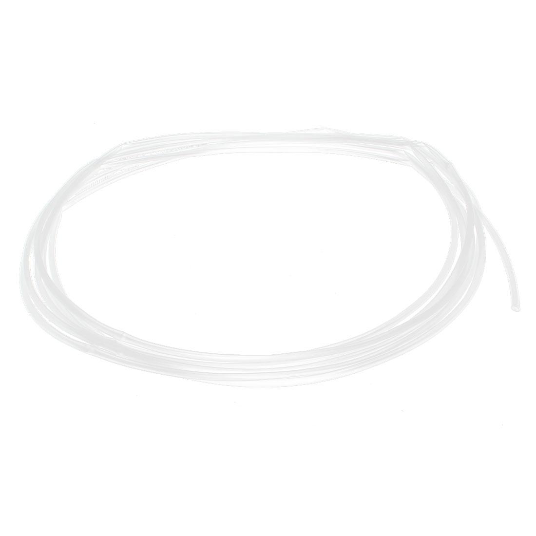 5M 16.4ft 4mm Dia Polyolefin Ratio 2:1 Ultra Thin Heat Shrink Tubing Wire Wrap