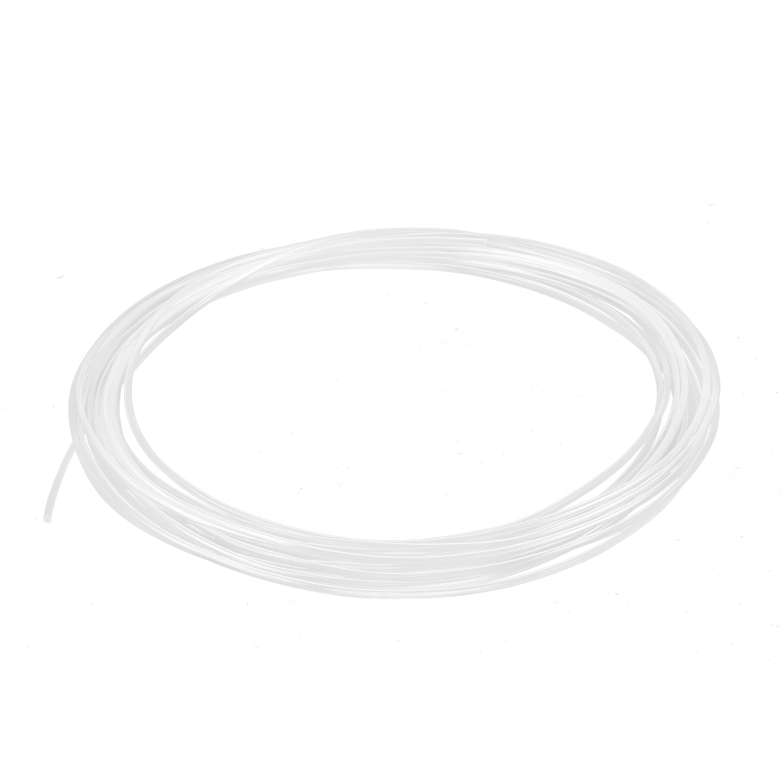 5M 0.8mm Dia Polyolefin 2:1 Ultra Thin Heat Shrink Tubing Tube for Stereo Audio
