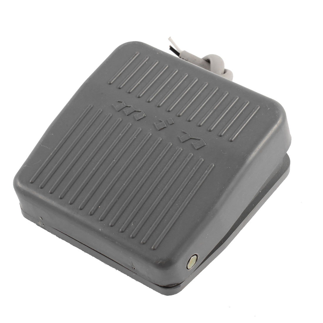 AC 250V 10A SPDT Momentary Action Handsfree Nonslip Pedal Foot Switch