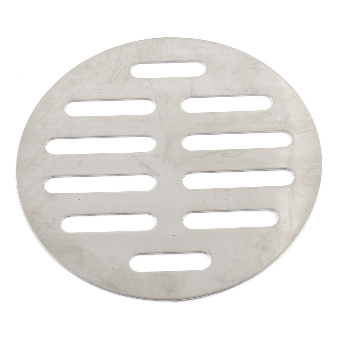 3.5 Inch Stainless Steel Floor Strainer Drain Cover Bath Sink Filter