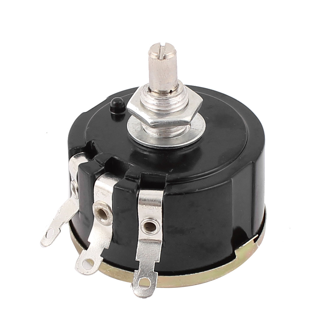 WX112(050) 5W 4700 Ohm Single Turn 3 Terminals Wire Wound Potentiometer