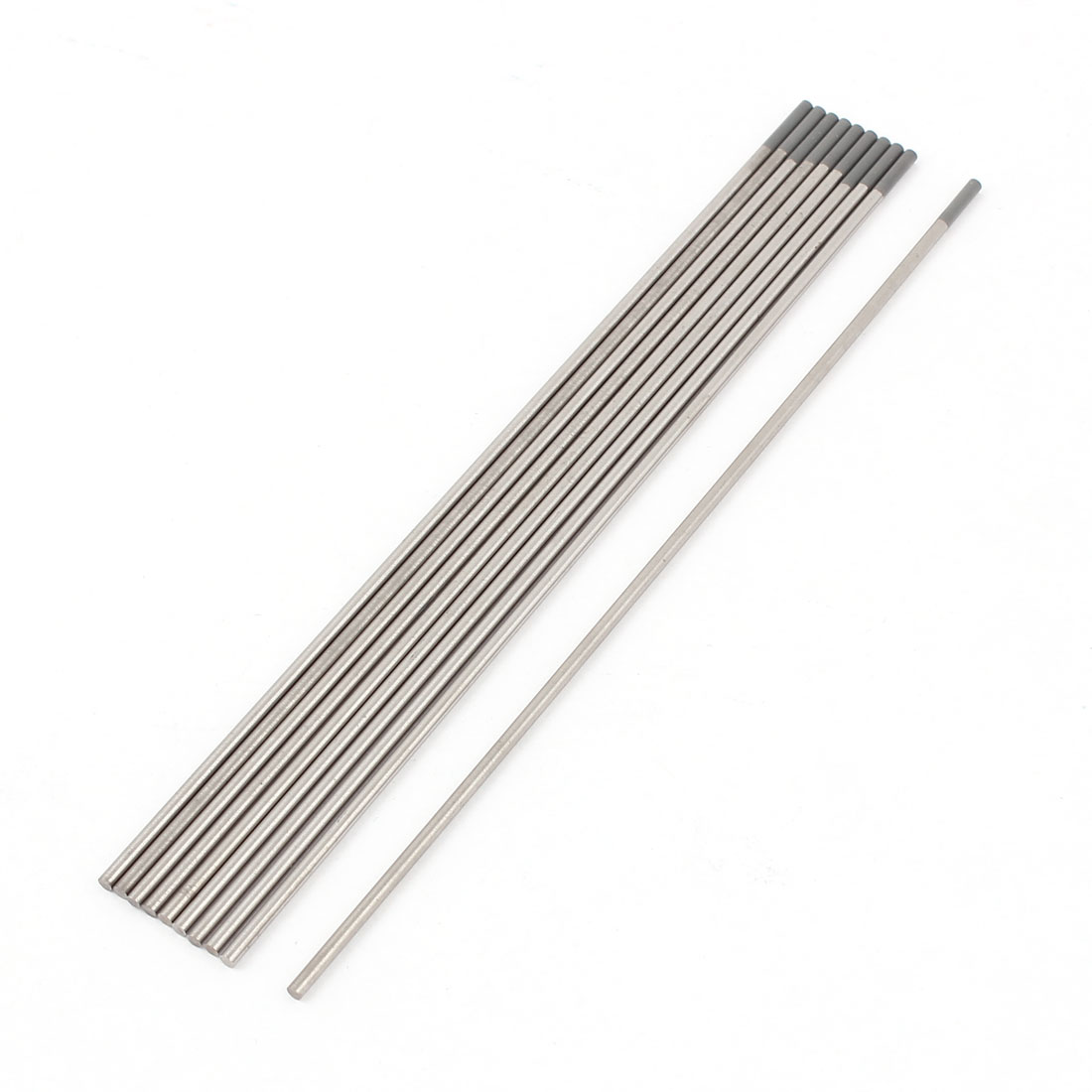 "10 Pcs TIG Welding 2% Ceriated Tungsten Electrodes WC20 2/25"" x 6"""