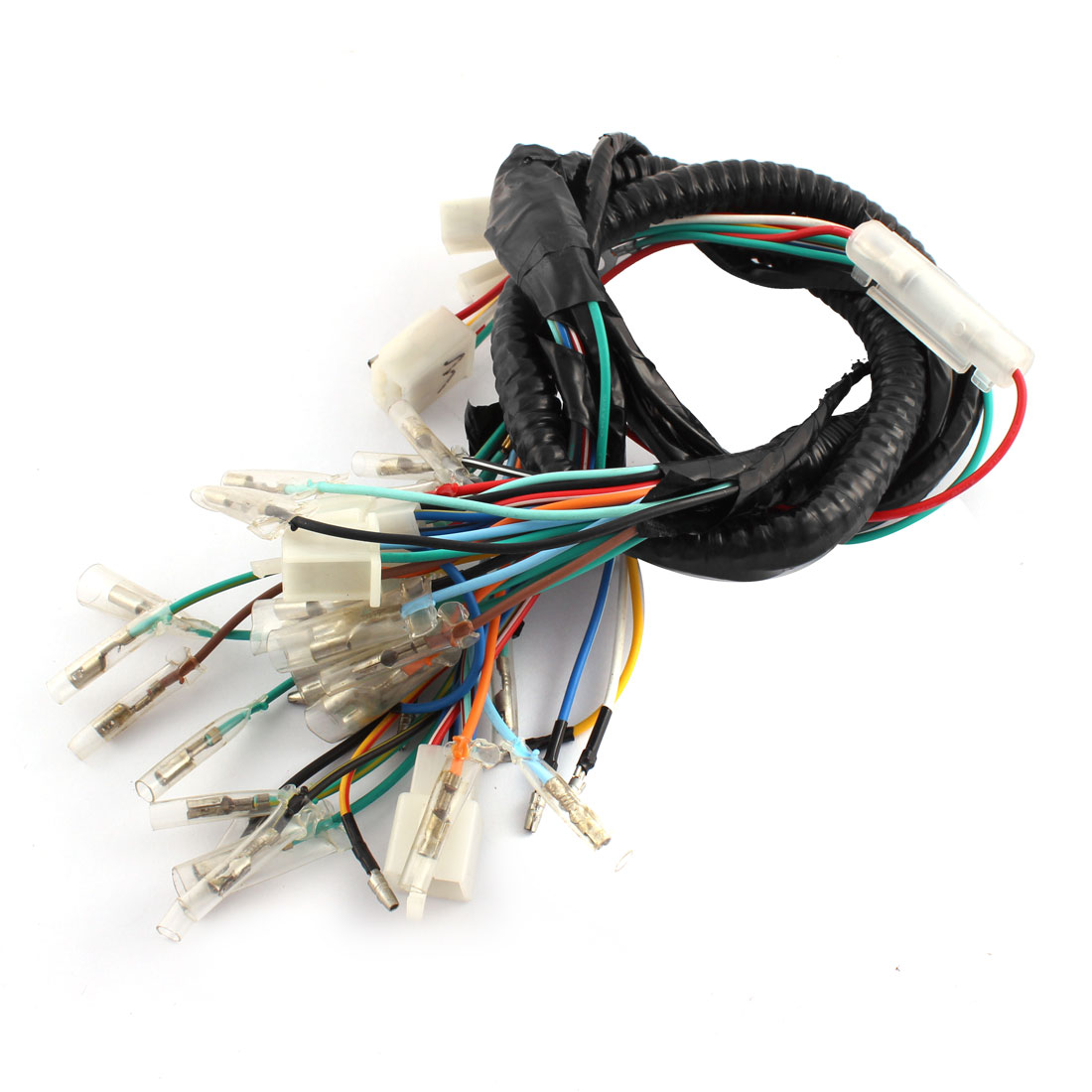 Motorcycle Ultima Complete System Electrical Wiring Harness for JH70