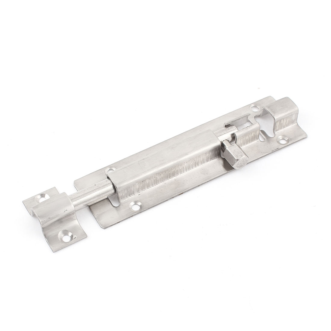 Hasp Stapler Gate Lock Safety Stainless Steel Door Latch Barrel Bolt