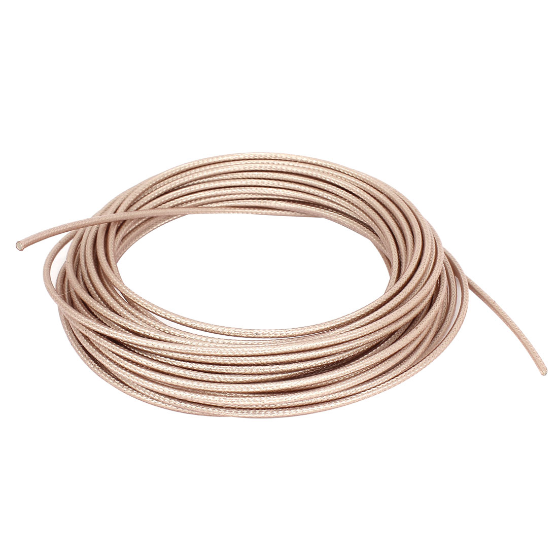 33Ft 10M Long RG316 Coax Coaxial Cable Lead Low Loss RF Connector Wire