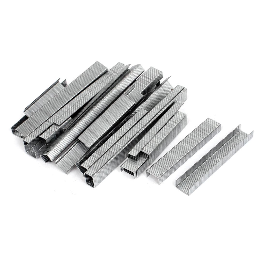 10mm Crown Width U Type Air Stapler Nailer Nails Staples Pin 24 Bar
