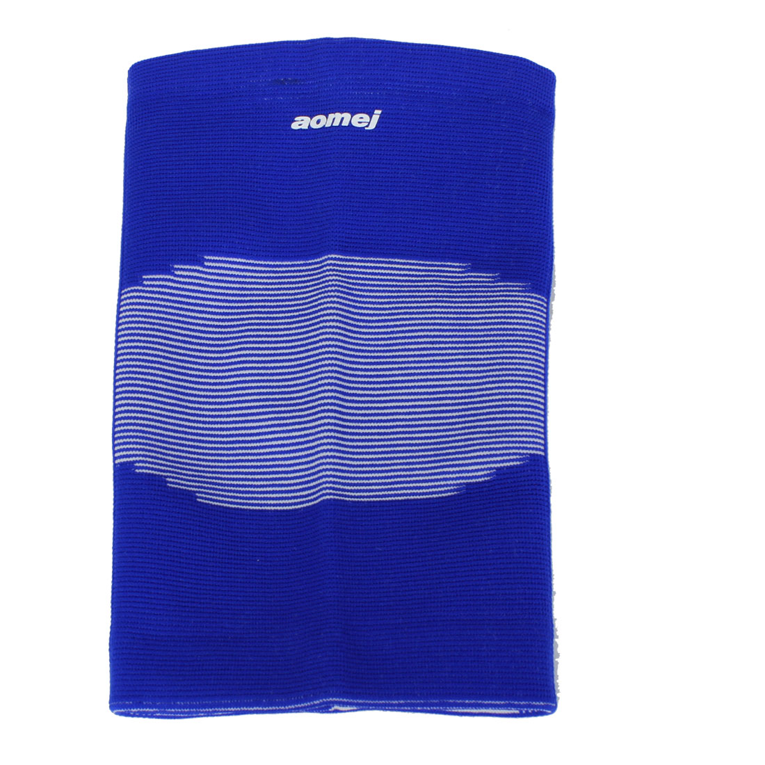 Outdoor Sports Stretchy Pullover Protector Sleeve Knee Support Blue