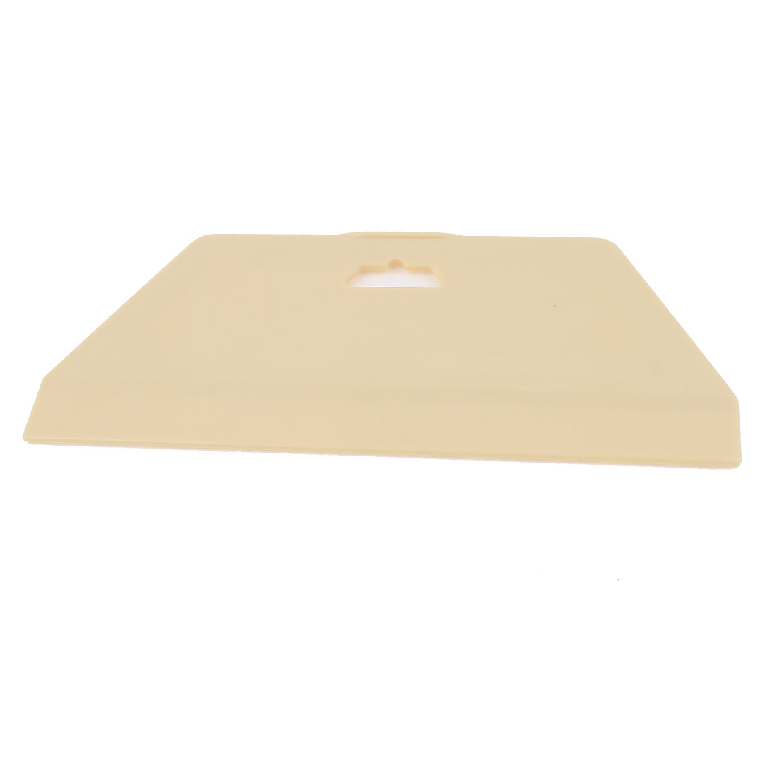 Beige Plastic Wall Window Cleaning Wallpaper Removal Paint Painting Scraper Tool