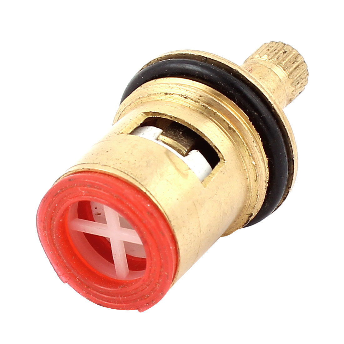 Basin Kitchen Bathroom Gold Tone Faucet Water Tap Fitting Inner Faucets Cartridge Valve Core