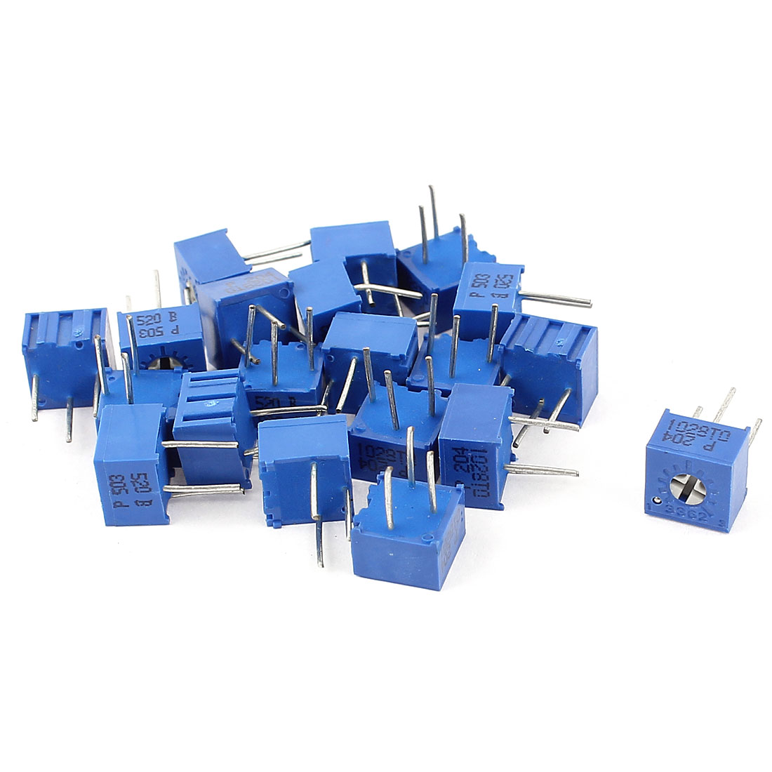 20Pcs Potentiometer Trimmer Variable Resistor 3362P-204 3362P-503