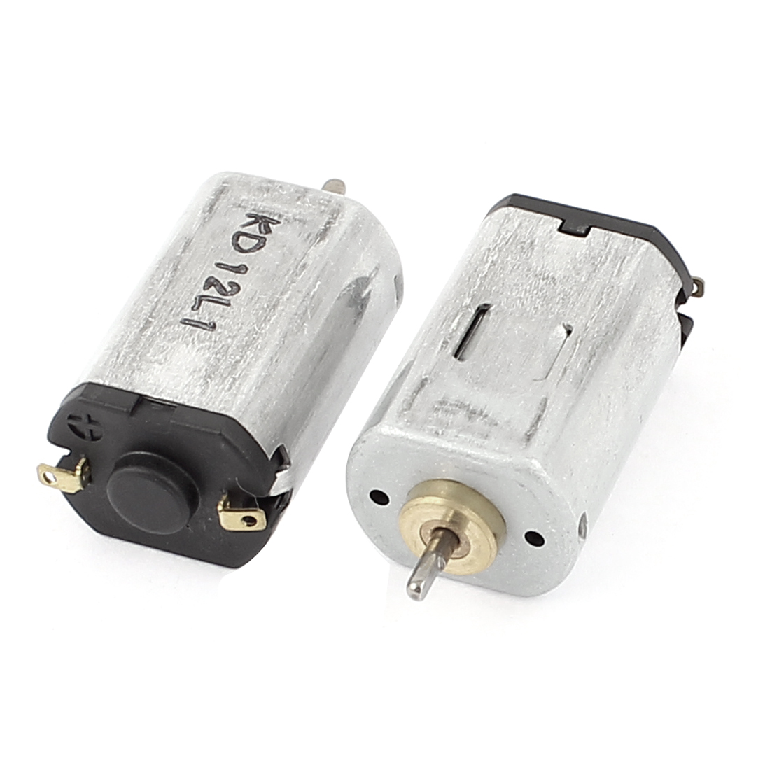 DC 4.5-6V 17500-22500 RPM Rotary Speed High Torque Micro Motor 2Pcs for RC Toys
