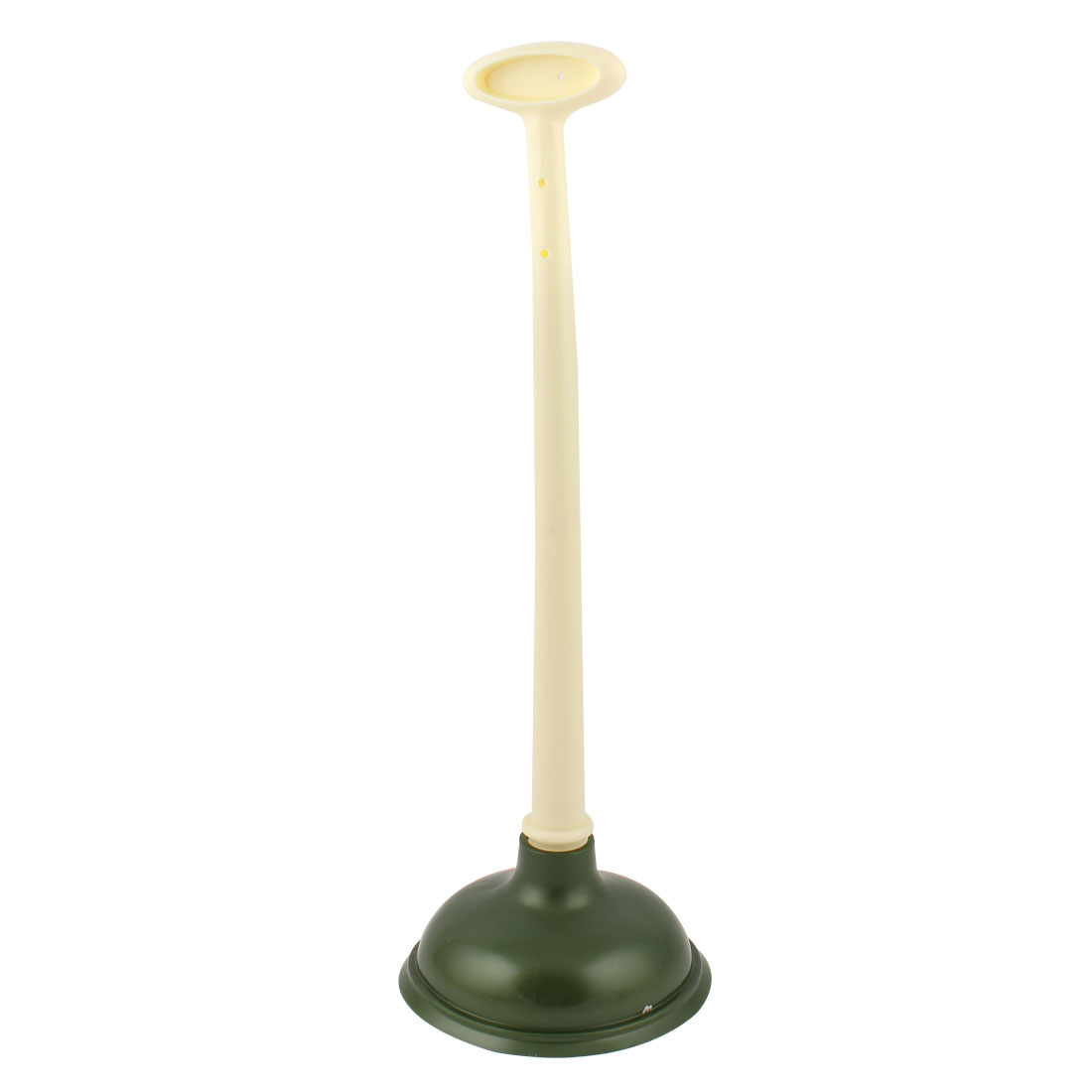 Bathroom Sink Rubber Suction Cup Power Drain Cleaning Pump Toilet Plunger Army Green