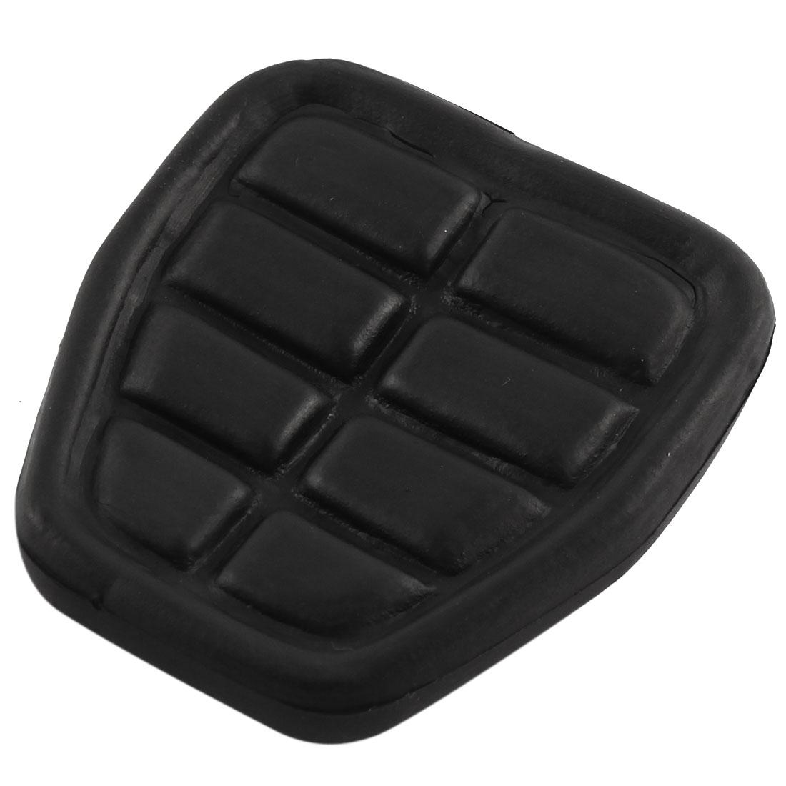 Clutch Brake Pedal Pad Black Rubber Set 321721173 for Audi 80